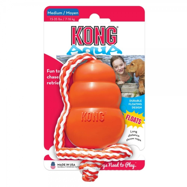 KONG AQUA THE CANINE EMPORIUM KONG RETAIL AND TRADE