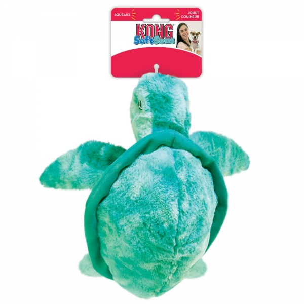 KONG SOFTSEAS TURTLE   LARGE   CANINE EMPORIUM RETAIL AND TRADE KONG